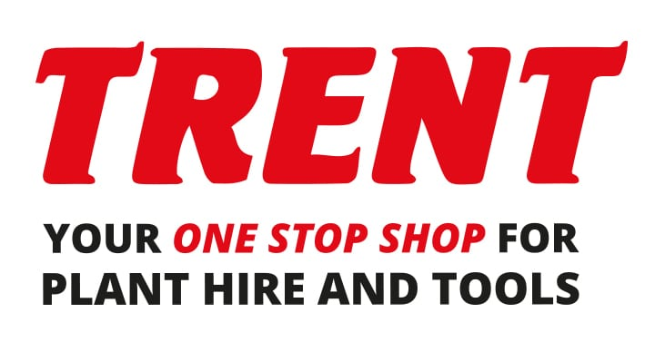 14969 - Trent Hire Updates To Trent Hire Business Logo White