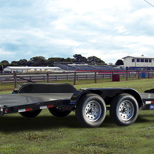 TRAILER CAR TRANSPORTER