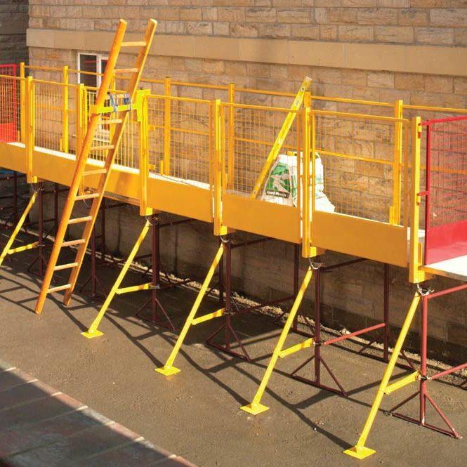 Trestles handrail system (1)